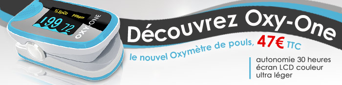 Oxy-One Oxymetre categorie